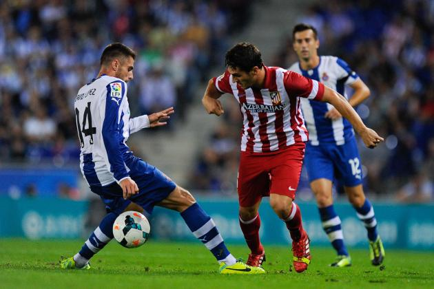 Manchester United Transfer Rumours: Koke Would Get Fans on David Moyes' Side