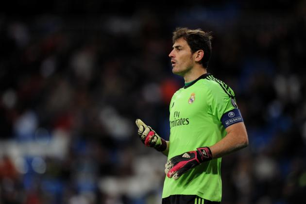 Arsenal Transfer News: Confused Iker Casillas Is Ripe for January Approach