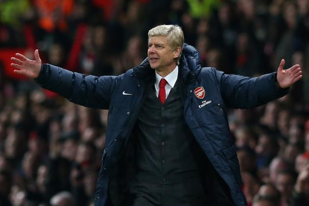Arsene Wenger Expected to Sign New Three-Year Arsenal Contract Worth £24m
