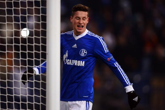 Arsenal Transfer News: Sidney Sam Set to Clear Julian Draxler's Exit Path