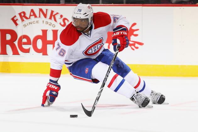 Why Canada Must Put P.K. Subban on the Roster for 2014 Winter Olympics