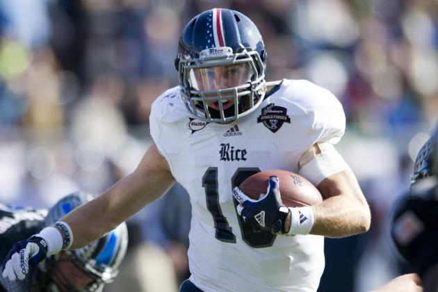 Rice Reaches 1st CUSA Title Game