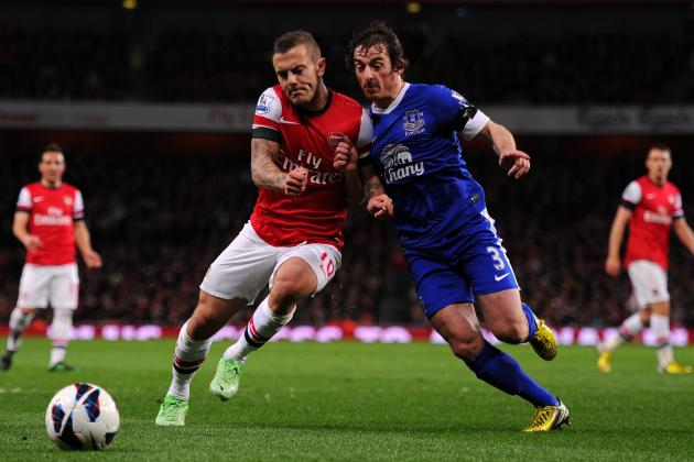 Arsenal vs. Everton: 10 Facts Ahead of the Game at the Emirates