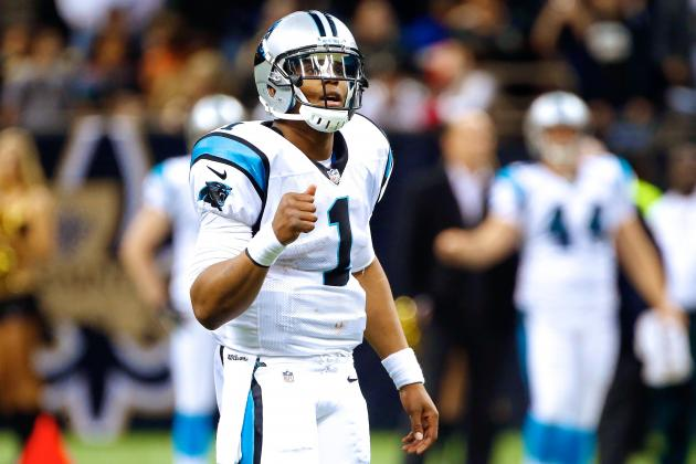 Why Panthers vs. Saints Is Biggest Game of Cam Newton's Career
