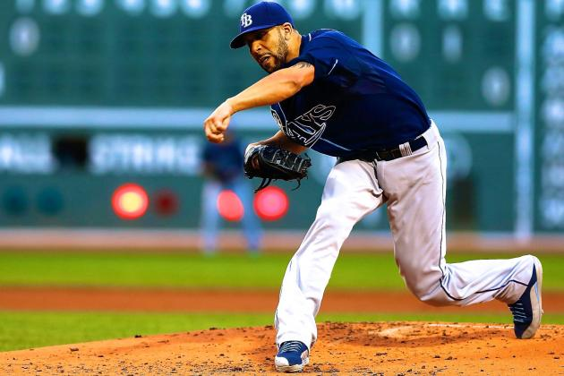 David Price Trade Rumors: Assembling Ideal Seattle Mariners Trade Package
