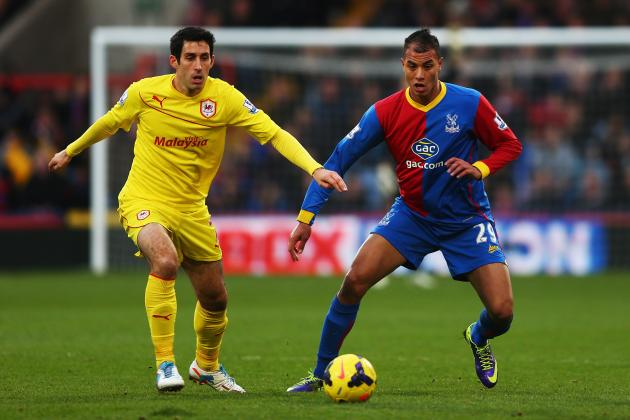 GIF: Marouane Chamakh Produces Clinical Finish, Whole World Is Shocked