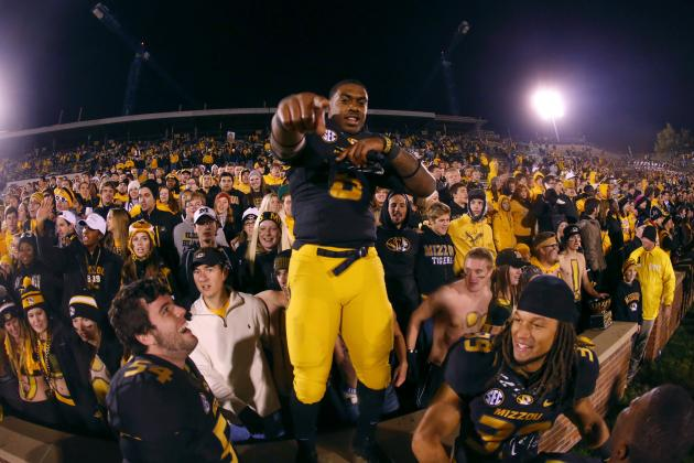 SEC Championship 2013: Live Game Grades and Analysis for Missouri Tigers