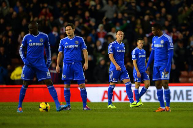 Stoke City vs. Chelsea: Live Player Ratings for the Blues