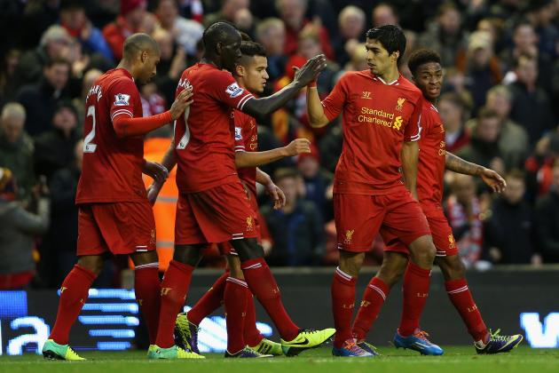 Grinding out Results Keeps Liverpool on Track for High Premier League Finish