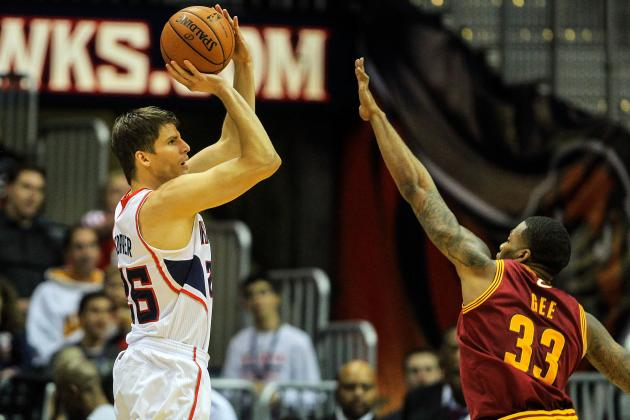 Kyle Korver's Record 90-Game Three-Point Streak (VIDEO)