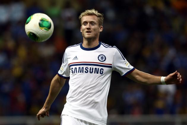 Andre Schurrle Injury: Updates on Chelsea Star's Calf and Return