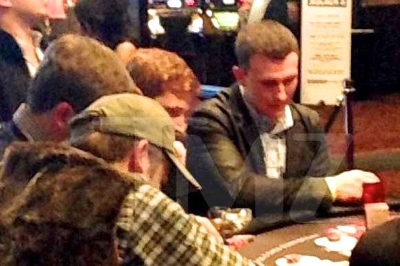 Johnny Manziel Celebrates Turning 21 by Gambling at Las Vegas Casino