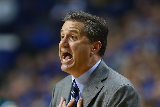 John Calipari: 'Either We Start Fighting or We'll Keep Losing'