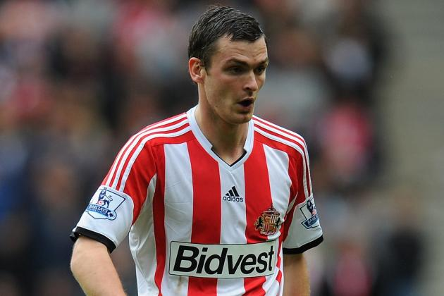 GIF: Adam Johnson Scores Goal for Sunderland After Hugo Lloris Flaps