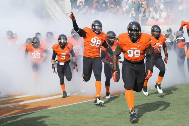 Oklahoma State Makes Field Goal During Earthquake at Boone Pickens Stadium