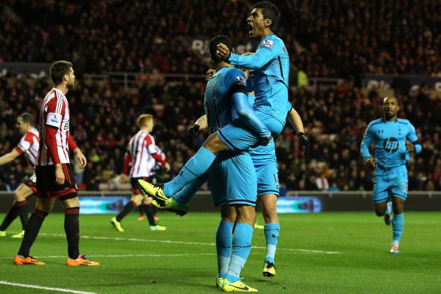 Sunderland vs. Tottenham Hotspur Score, Grades and Post-Match Reaction