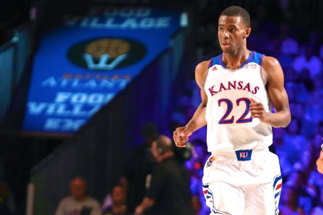 Andrew Wiggins' Biggest Competition to Become No. 1 Pick in NBA Draft