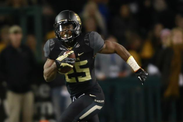 2014 NFL Draft: Top RBs with Legit Chance to Crack the First Round