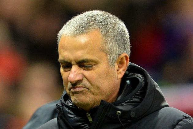 Jose Mourinho Admits Chelsea Defence Is a Big Concern
