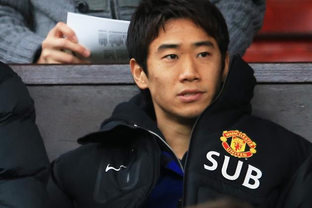 Shinji Kagawa Missed Manchester United Game Because He Ate Too Much