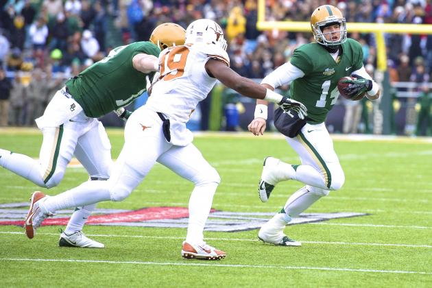 Texas vs. Baylor: Live Updates, Analysis and Highlights
