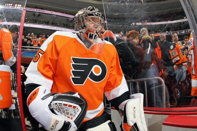 Is Philadelphia Flyers Goalie Steve Mason Really This Good?