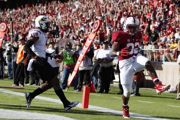 Stanford vs. Arizona State: Last-Minute Preview of Pac-12 Championship
