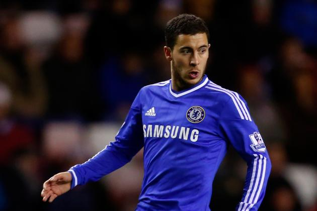 Continued Consistency Can Make Chelsea's Eden Hazard an Elite Outlet