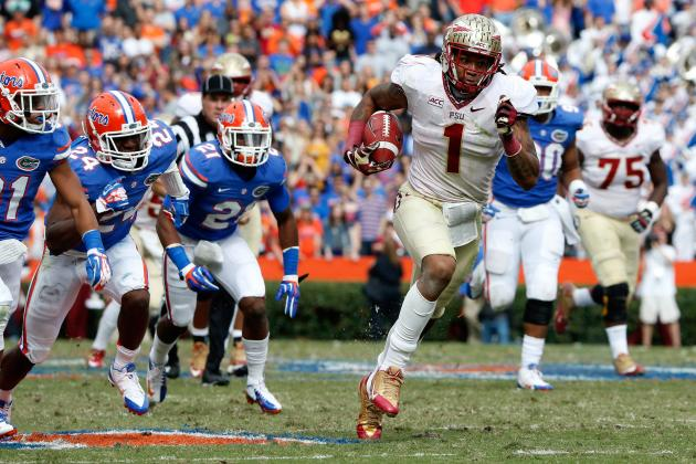 ACC Championship 2013: Live Game Grades and Analysis for Florida State Seminoles