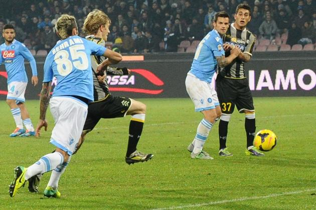 Partenopei Fall Behind in Scudetto Race After 3-3 Draw