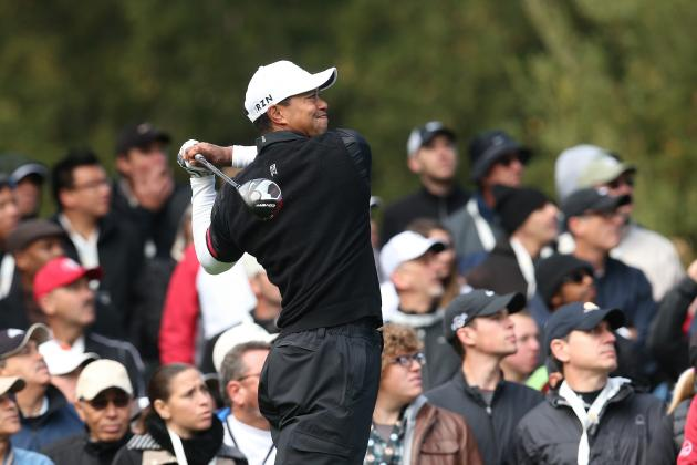 Tiger Woods at Northwestern Mutual World Challenge 2013: Day 3 Score and Recap