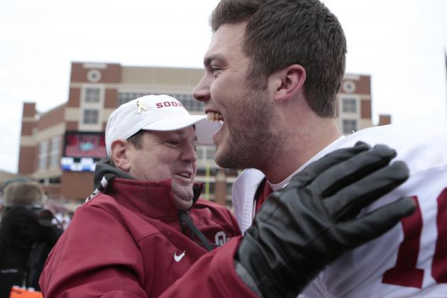 Blake Bell Wasn't OU's 1st Choice to Win Bedlam, but He Turned out the Best