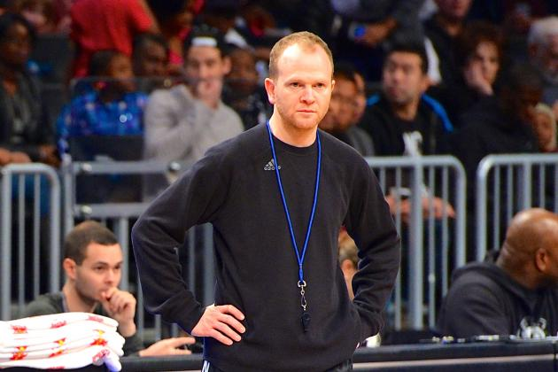 Fake Lawrence Frank 'Game Report' Account Hilariously Trolls Nets