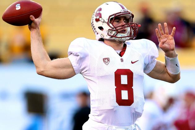 Pac-12 Championship 2013 Stanford vs. Arizona State: Live Score and Highlights