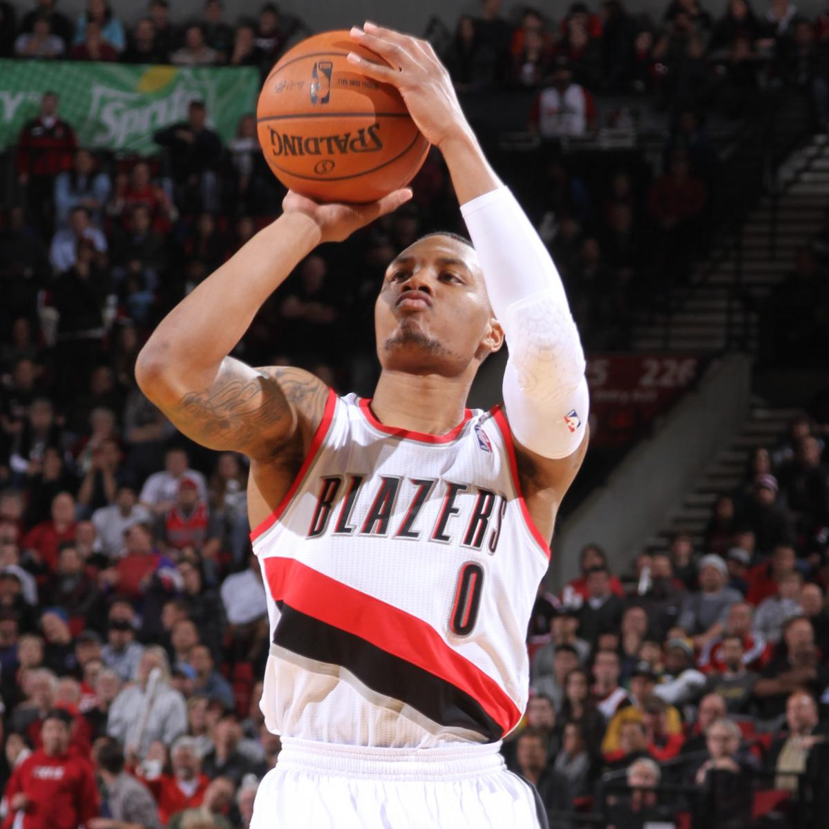 How Long Can Portland Trail Blazers' Ridiculously Hot