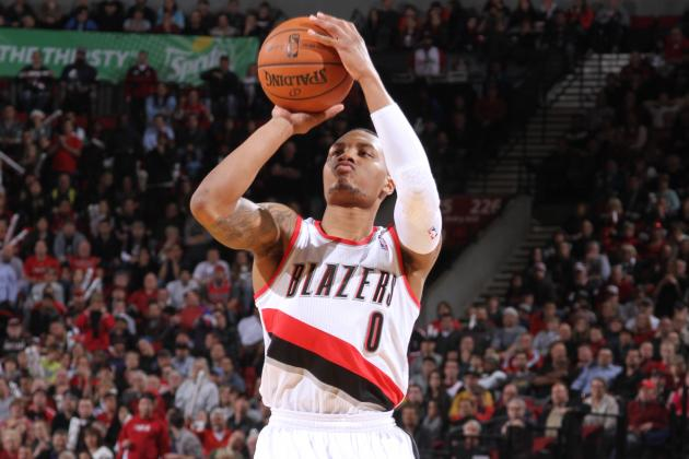 How Long Can Portland Trail Blazers' Ridiculously Hot Shooting Last?