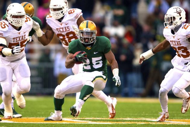 Texas vs. Baylor: Scores, Grades and Analysis