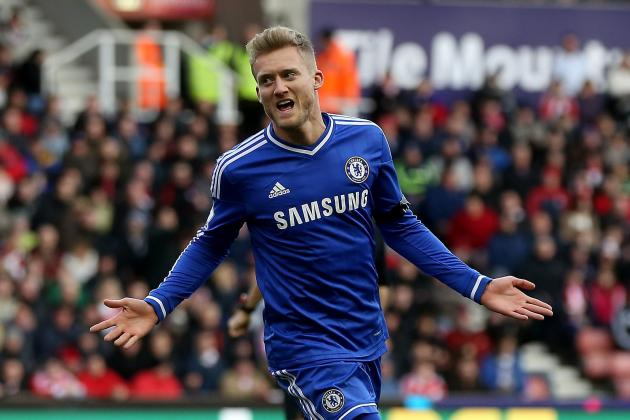 Chelsea Lose to Stoke, but Must Take Positives from Andre Schurrle's Performance