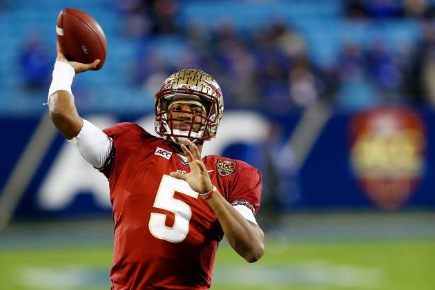 Jameis Winston Breaks ACC Single-Season, FBS Freshman Passing TD Record