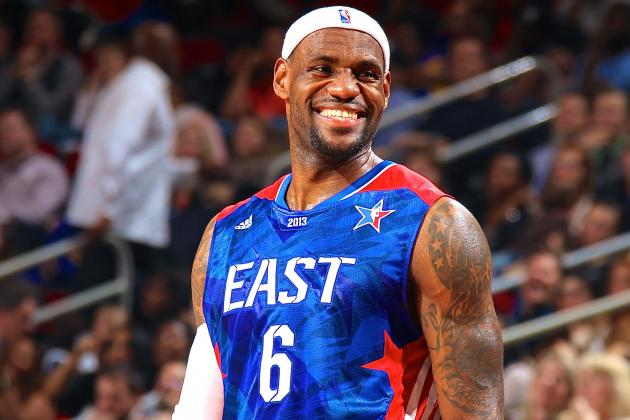 LeBron James, All-Star...Center? It's Looking Likely for Miami Heat Star
