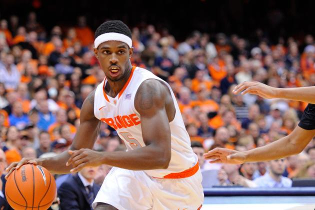 No. 4 Syracuse Beats Binghamton 93-65