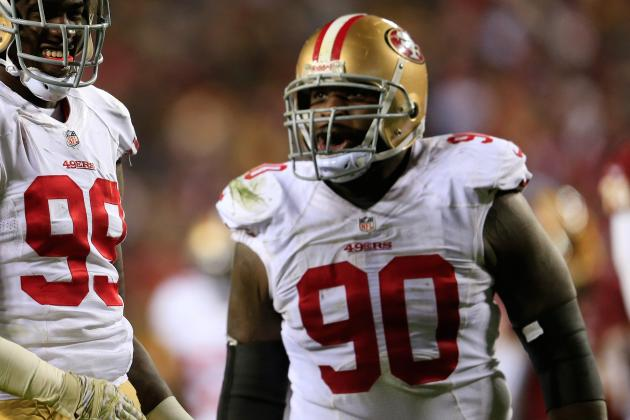 49ers' Dorsey Adjusting Well as Nose Tackle