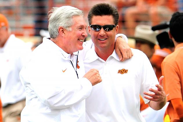 Texas vs. Baylor: If This Was the End of Mack Brown, Who's Next?