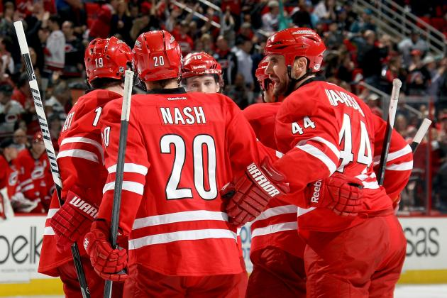 Carolina Hurricanes' 2-Goal Comebacks Demonstrating Newfound Tenacity