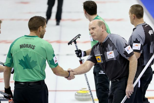 Canada Olympic Trials 2014: Brad Jacobs Is Country's Best Option for Sochi