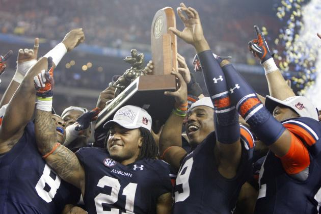 Auburn's 2013 SEC Title Win Shows Gus Malzahn Is Ready to Take SEC from Alabama