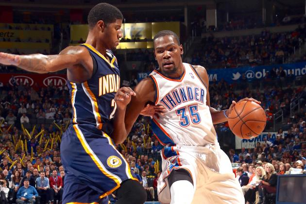 Which Superstar Would You Rather Build Around, Kevin Durant or Paul George?