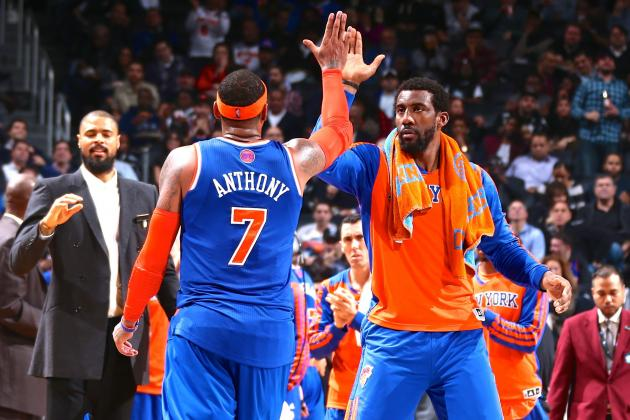 NY Knicks Can Save Season with Inspired Play and a Little Nasty