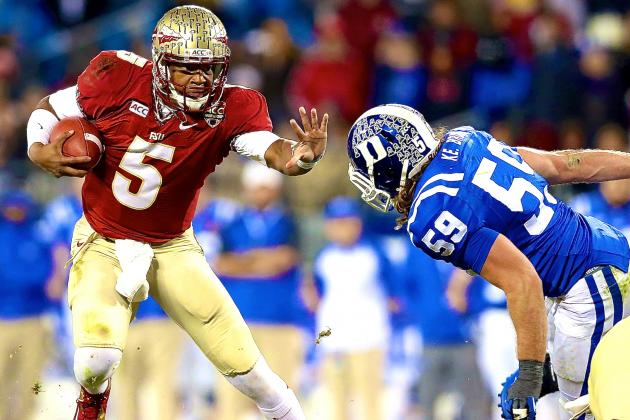 ACC Championship 2013 Duke vs. Florida State: Live Score and Highlights