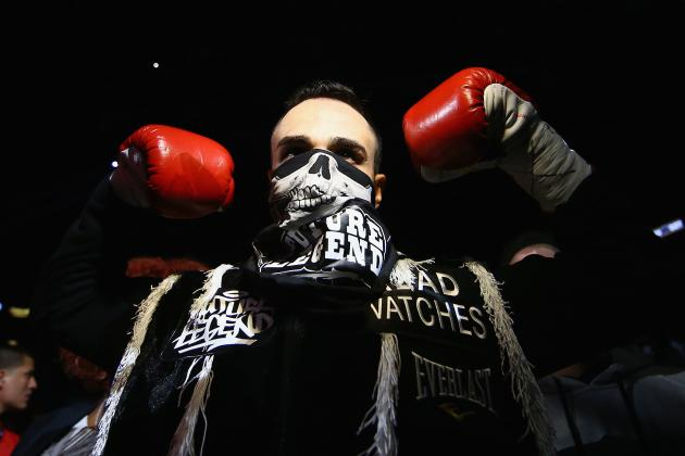 Paulie Malignaggi Dominates Zab Judah to Easily Win the Battle of Brooklyn